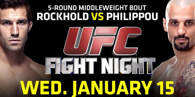 UFC Fight Night 35