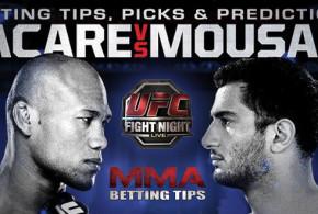 Betting Tips, Picks & Predictions UFC Fight Night 50