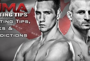 "Betting Results For UFC Fight Night 54 – <strong><font color=""green"">20.10 Units Profit</font color></strong>"