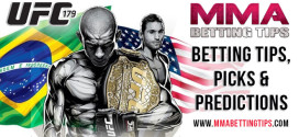 Free Betting Tips, Picks & Predictions For UFC 179