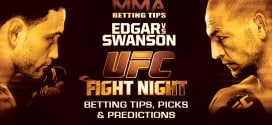 Premium Betting Tips, Picks & Predictions UFC Fight Night 57
