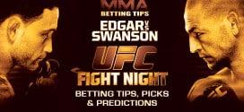Premium Betting Tips, Picks & Predictions UFC Fight Night 57