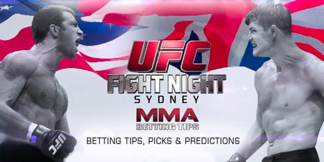 How to bet on ufc in canada sports betting portal