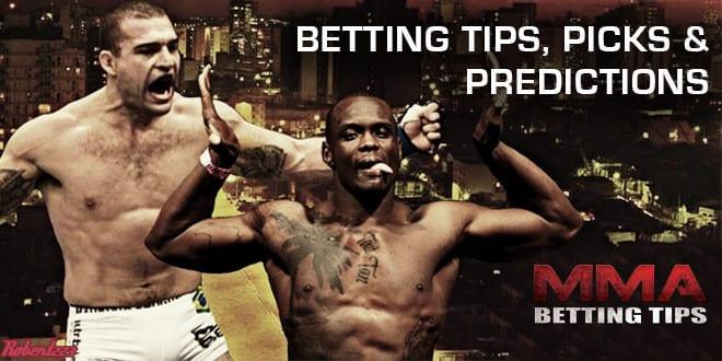 Mma Betting Tips