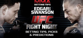 Free Betting Tips, Picks & Predictions UFC Fight Night 57