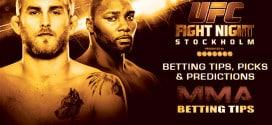 Premium Betting Tips & Picks For UFC on FOX 14