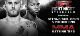 Free Betting Tips, Picks & Predictions For UFC on FOX 14