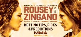 Premium Betting Tips, Picks & Predictions UFC 184