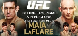 Free Betting Tips, Picks & Predictions UFC Fight Night 62