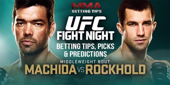 Live MMA and UFC Odds