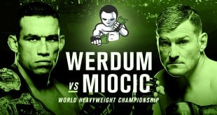 VIP Betting Tips, Picks & Predictions for UFC 198 – Miocic vs Werdum