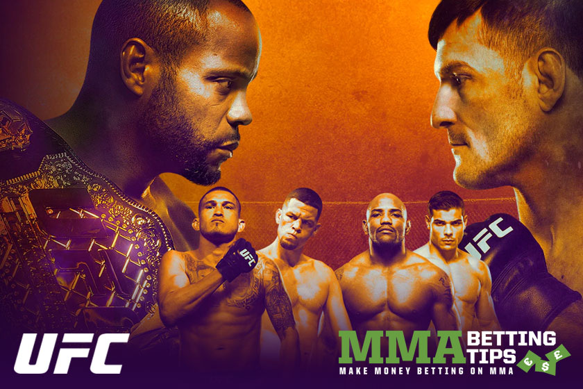 UFC 241 Betting Tips, Picks and Predictions | MMA Betting Tips